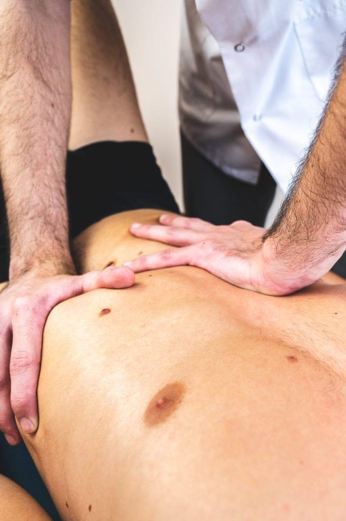 Ostéopathe pratiquant